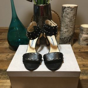 Preowned Jimmy Choo Veto 100 Sandals Orig$895